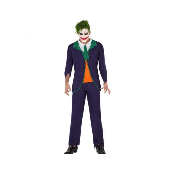 déguisement homme joker