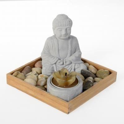 Liste de cr maill re de maxime j et laurine r for Jardin japonais zen avec galets et bougies