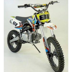 moto dirt bike achat vente moto dirt bike pas cher les soldes sur cdiscount cdiscount. Black Bedroom Furniture Sets. Home Design Ideas
