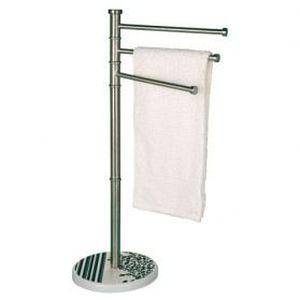 Porte serviette sur pied avec 3 barres ornamento achat - Support a serviette sur pied ...