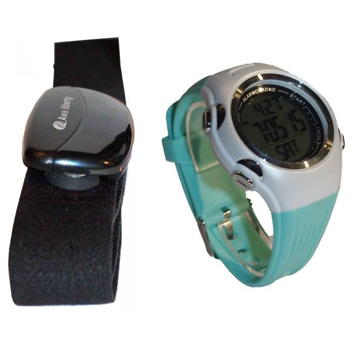 montre podometre cardio frequence touchpad. Black Bedroom Furniture Sets. Home Design Ideas