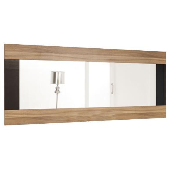 miroir rectangulaire 200 cm avec cadre en bois achat