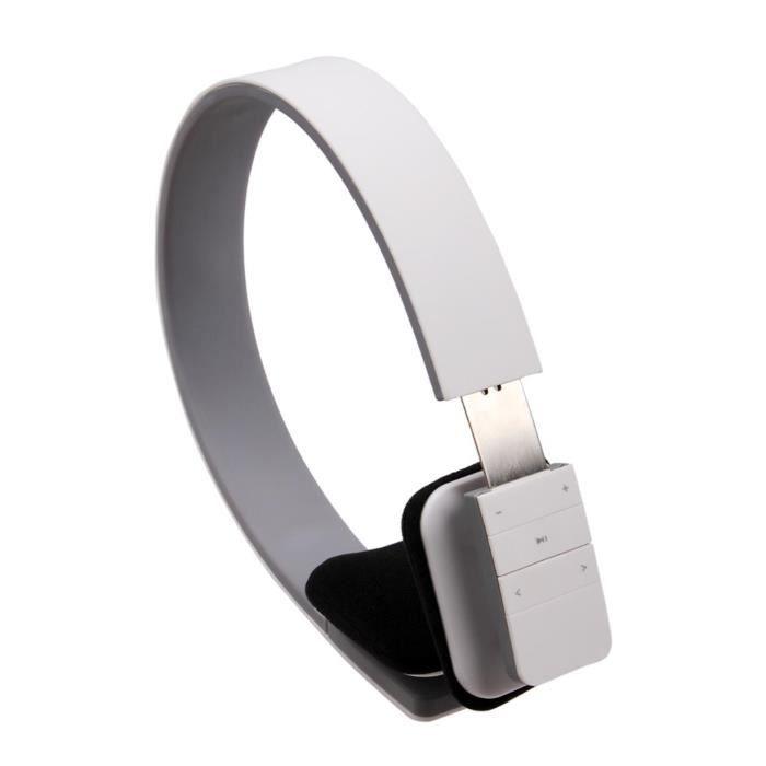 lc8200 sans fil bluetooth 3 0 edr casque st r o casque couteurs avec micro pour iphone ipad. Black Bedroom Furniture Sets. Home Design Ideas