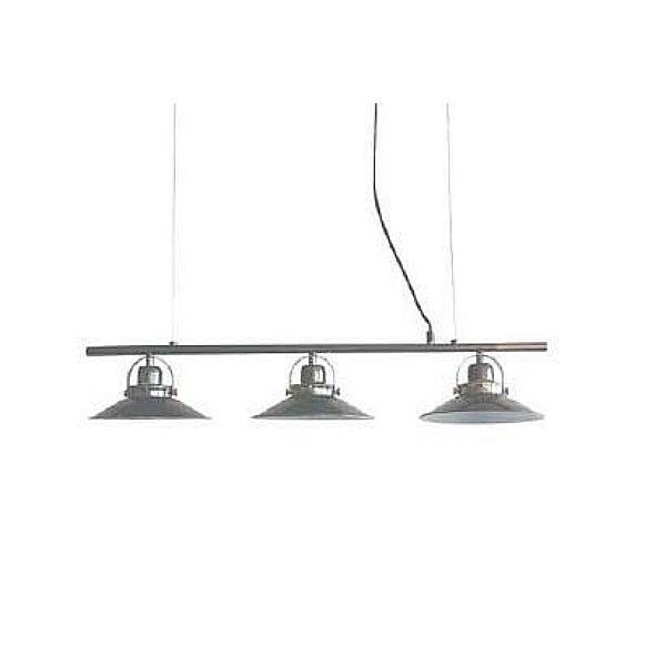 Barre 3 lampes mirano chrome en metal et verre achat vente barre luminaire m tal soldes - Lustre plusieurs ampoules ...