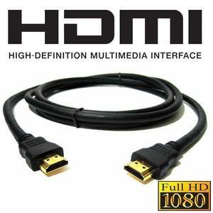 CÂBLE TV - VIDÉO - SON Cable HDMI mâle HDMI mâle - 5 mètres - Blindé - Co