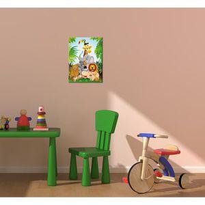 tableau enfant achat vente tableau enfant pas cher cdiscount. Black Bedroom Furniture Sets. Home Design Ideas