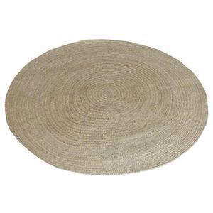 tapis rond naturel achat vente tapis rond naturel pas cher les soldes sur cdiscount. Black Bedroom Furniture Sets. Home Design Ideas