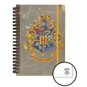 cahier harry poter