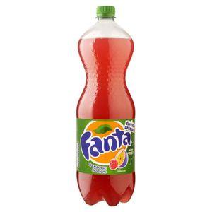 Soda - Thé glacé Fanta Framboise Passion 1,5L (pack de 6)