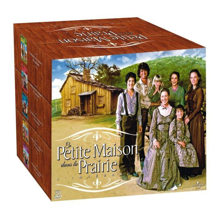 Dvd coffret la petite maison dans la prairie en dvd film pas cher cdiscount - La petite maison dans la prairie x ...