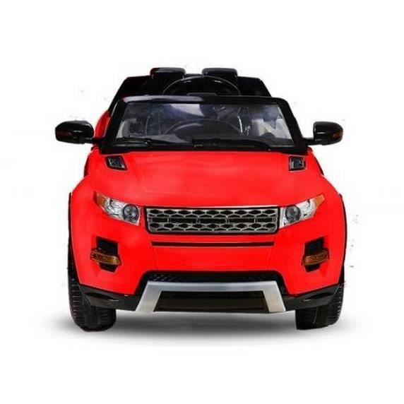 voiture lectrique enfant 2 x 25w rouge achat vente voiture enfant cdiscount. Black Bedroom Furniture Sets. Home Design Ideas