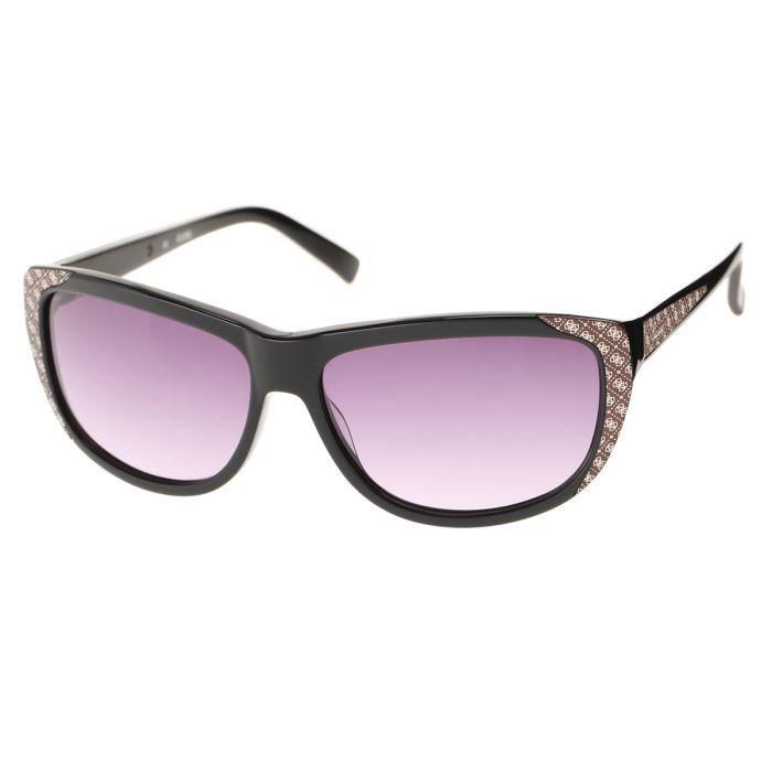 lunettes de soleil guess lunettes de soleil gu7116 femme. Black Bedroom Furniture Sets. Home Design Ideas