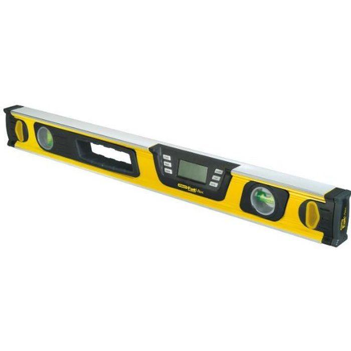 Niveau digital stanley fatmax achat vente niveau fil for Fil a plomb laser stanley
