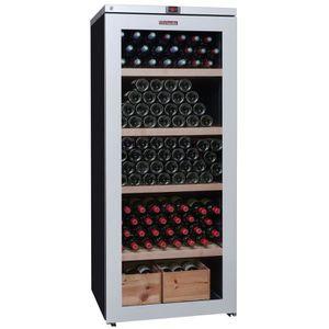 LA SOMMELIERE VIP 265V - Cave ? vin de vieillissement - 265 bouteilles - Pose libre - Classe A - L 70 x H 165 cm