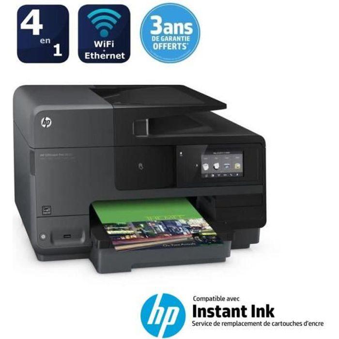 Imprimante hp officejet pro 8620 compatible instant ink prix pas cher cdiscount - Imprimante textile pas cher ...