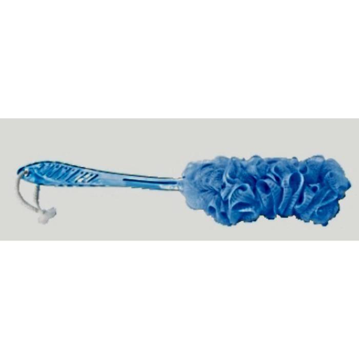 1 brosse a dos fleur de douche coloree bain achat. Black Bedroom Furniture Sets. Home Design Ideas