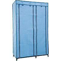 armoire penderie 2 portes dim 110x46x178 cm achat. Black Bedroom Furniture Sets. Home Design Ideas