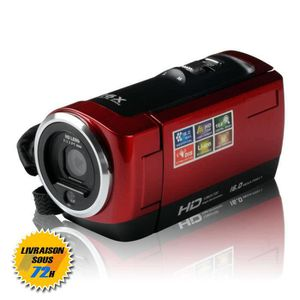 CAMÉSCOPE NUMÉRIQUE AZTEK®Livraison 72hs  HDV-107 Caméscope numérique