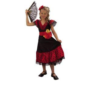 déguisement fille espagnole pas cher