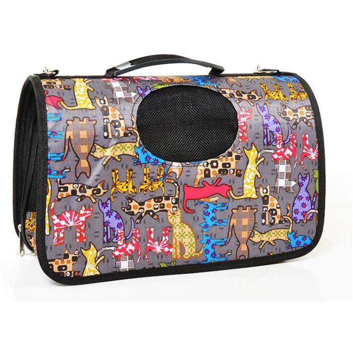 sac de transport pour chat chien pet dos de transport voyage pour chat chien pet animal. Black Bedroom Furniture Sets. Home Design Ideas