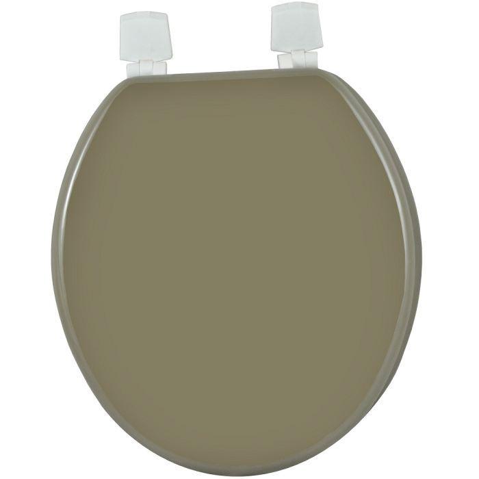 Abattant toilette wc esprit chic naturel bois a achat vente abattant wc bois mdf - Wc chic ...