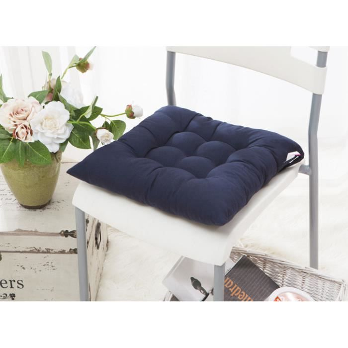 coussin de si ge chaise bross pad coussin etudiant solide promotions chic elegant agreable. Black Bedroom Furniture Sets. Home Design Ideas