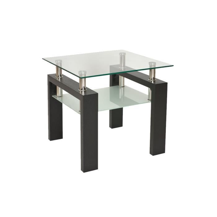 Table basse relevable et extensible lisa - Table basse extensible et relevable ...