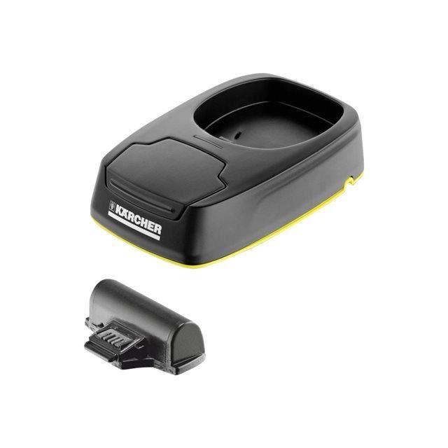 karcher chargeur station avec wechselbatterie rechargeable wv 5 plus achat vente batterie. Black Bedroom Furniture Sets. Home Design Ideas
