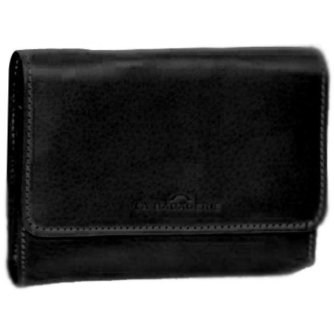 porte monnaie femme cuir la bagagerie noir achat vente porte monnaie 3661184156661 cdiscount