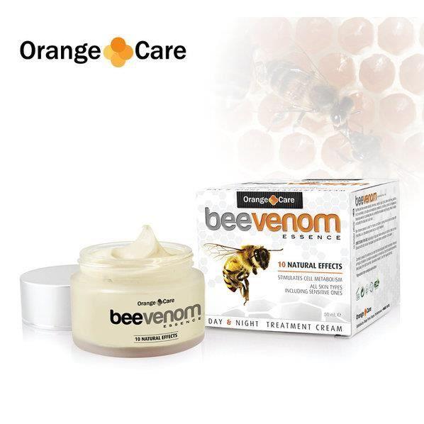 creme au venin d 39 abeille orange care lot de 2 achat vente anti ge anti ride creme au. Black Bedroom Furniture Sets. Home Design Ideas