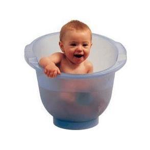 baignoire shantala bleue le bain cologique de achat. Black Bedroom Furniture Sets. Home Design Ideas
