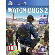 JEU PS4 Watch Dogs 2 Jeu PS4
