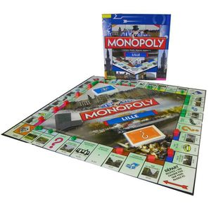 WINNING MOVES Monopoly Lille