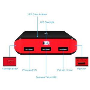 BATTERIE INFORMATIQUE baterie chargeur externer ec technology 22400mah 3