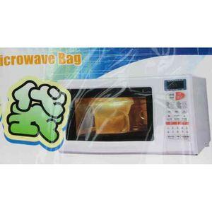 Sac de cuisson achat vente sac de cuisson pas cher for Cuisson pommes de terre micro ondes sac plastique