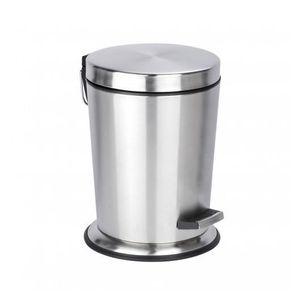 Poubelle inox salle de bain achat vente poubelle inox - Poubelle inox pas cher ...