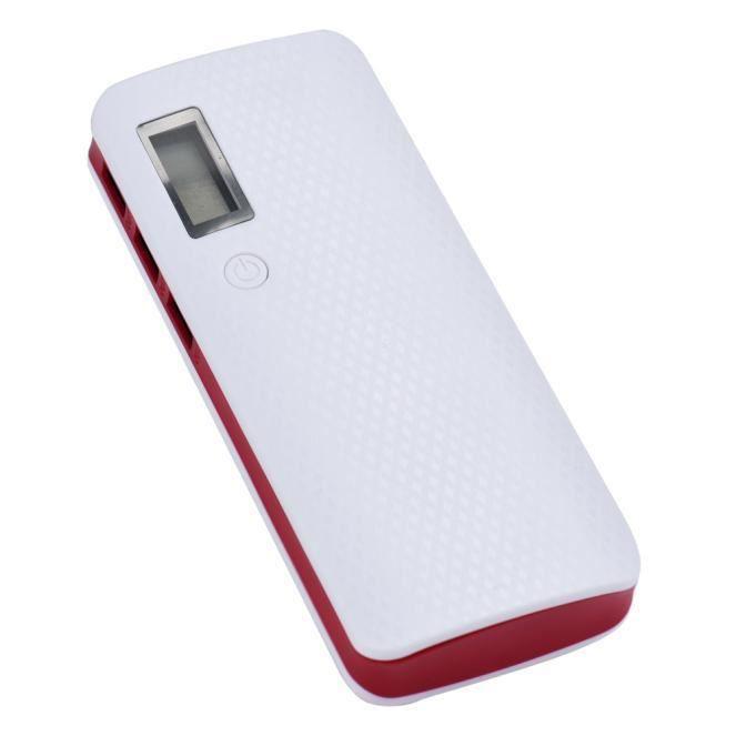 3 ports usb 5v 2a 5x18650 banque de puissance batterie blanche chargeur pour iphone 6s wh2. Black Bedroom Furniture Sets. Home Design Ideas