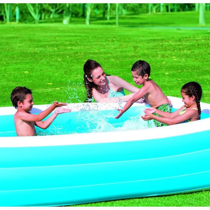 Piscine de luxe 3 boudin achat vente piscine piscine for Piscine 3 boudin