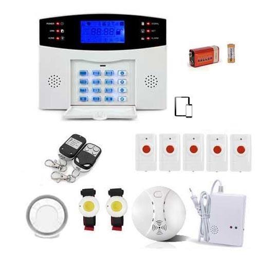 alarme gsm personne g e seniors achat vente alarme autonome soldes d t cdiscount. Black Bedroom Furniture Sets. Home Design Ideas