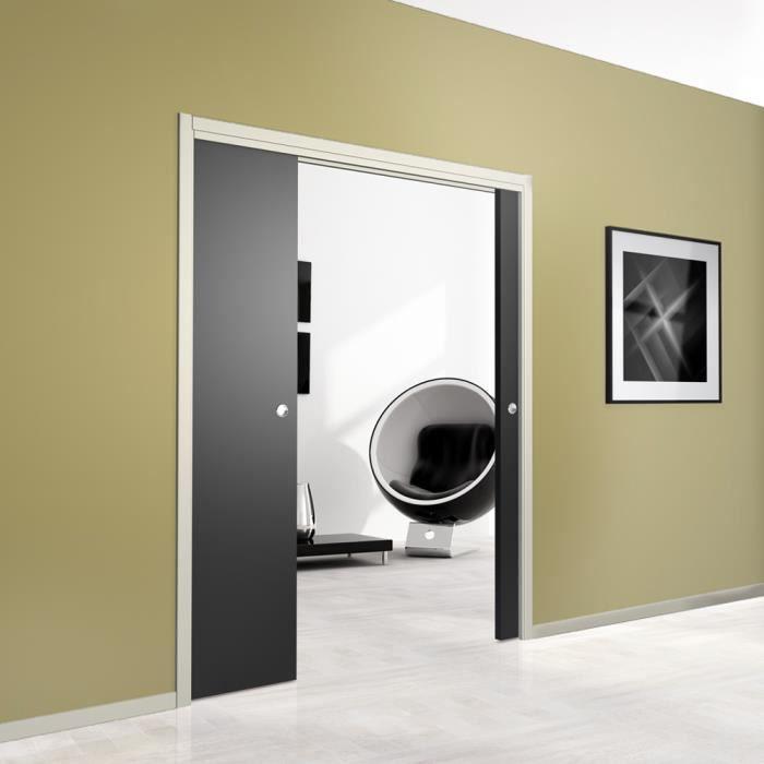 ch ssis saf inside pour double porte coulissant achat vente porte d 39 int rieur ch ssis saf. Black Bedroom Furniture Sets. Home Design Ideas