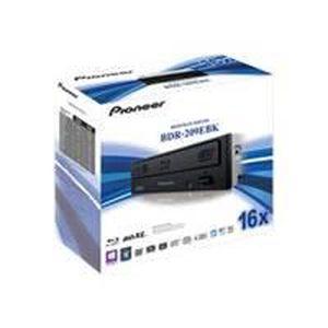 LECTEUR GRAVEUR INT. Graveur Blu-ray interne Pioneer BDR-209EBK Retail