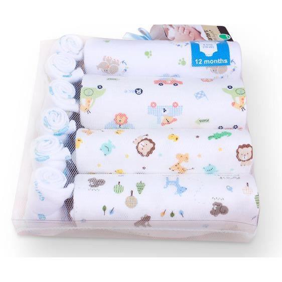 coffret cadeau naissance comme b b 12 mois bleu bleu achat vente coffret cadeau textile. Black Bedroom Furniture Sets. Home Design Ideas