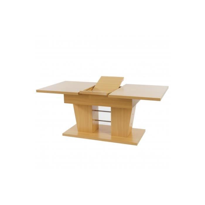 Table de salle manger glasgow extensible h tre achat for Achat table de salle a manger