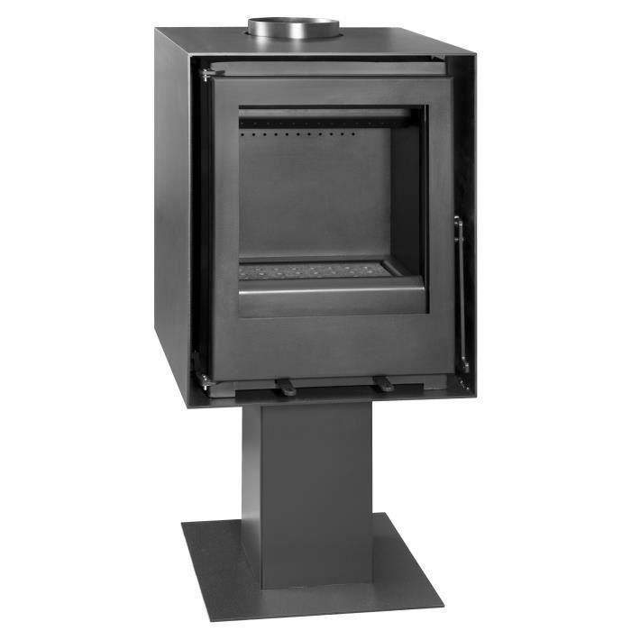noa 102 po le en acier au carbone achat vente po le. Black Bedroom Furniture Sets. Home Design Ideas