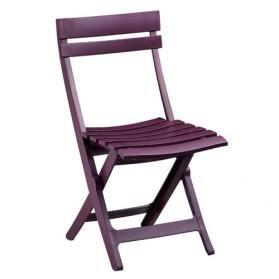 Chaise de jardin nettoyage