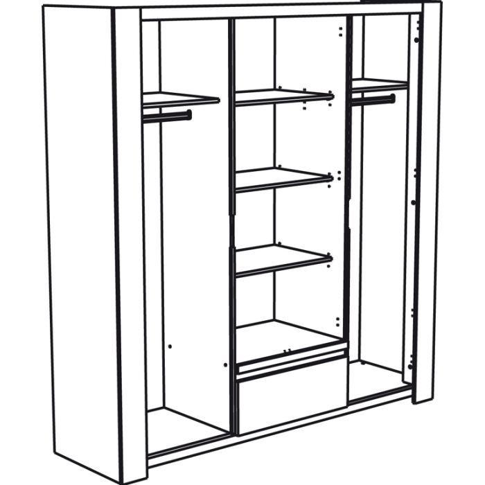 Armoire max achat vente armoire de chambre armoire max for Achat armoire chambre