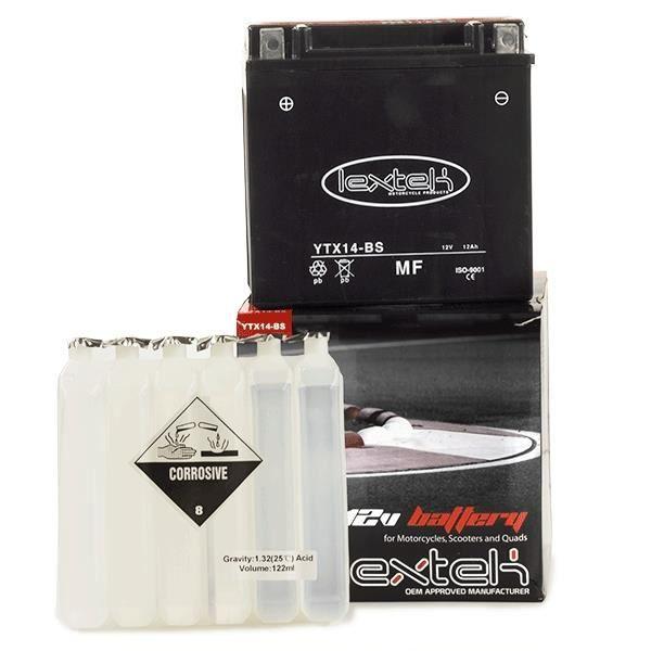 moto batterie ytx14 bs pour piaggio mp3 400 achat vente batterie v hicule moto batterie. Black Bedroom Furniture Sets. Home Design Ideas