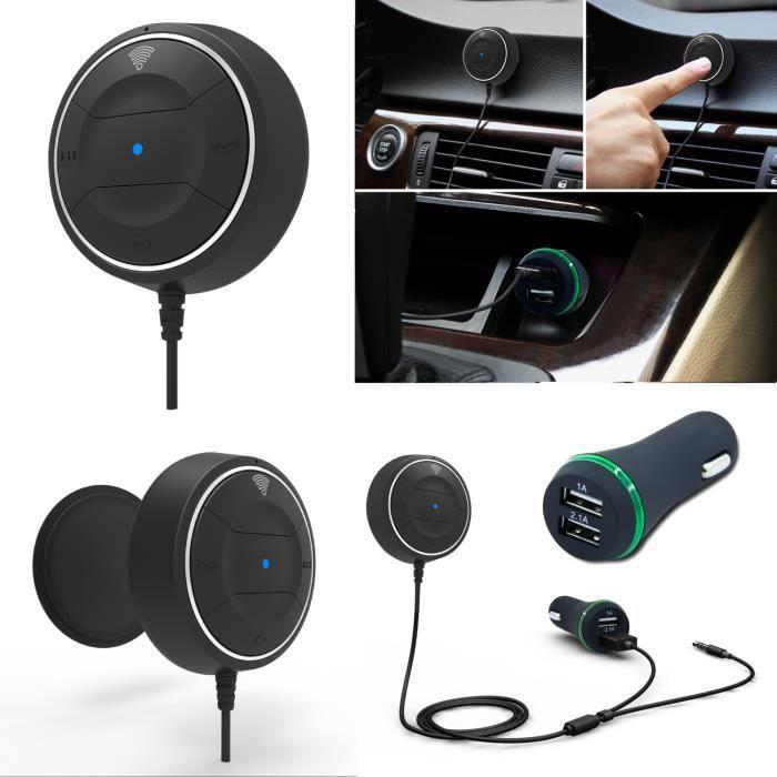 savfy kit mains libres bluetooth 4 0 r cepteur pour voiture r cepteur audio avis et prix pas. Black Bedroom Furniture Sets. Home Design Ideas