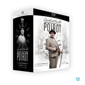 BLU-RAY SÉRIE Blu-Ray Coffret intérgale Poirot