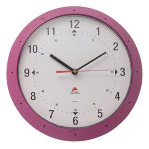 Horloge alba achat vente horloge alba pas cher cdiscount for Grande horloge murale pas cher